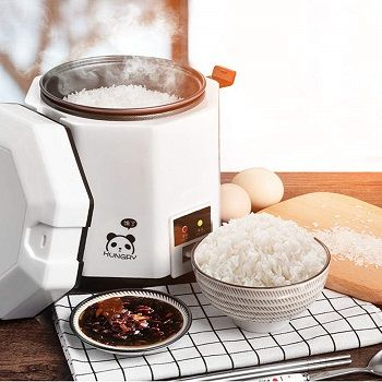 Best 5 Portable & Travel Rice Cooker To Find In 2020 Reviews